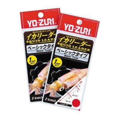Fluorocarbono Yo Zuri Squid...