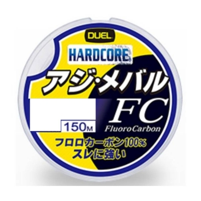 Fluorocarbon Duel Hardcore FC