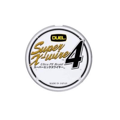 Braid Duel Super-X Wire 4