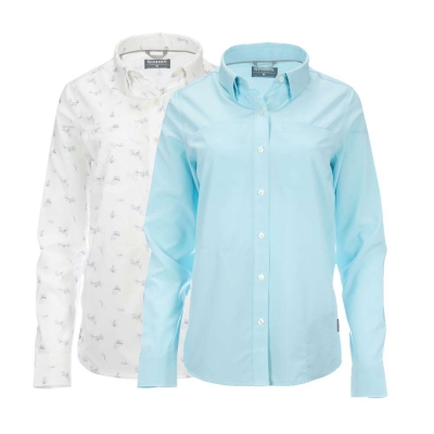 Camisa Mujer Simms Isle 2