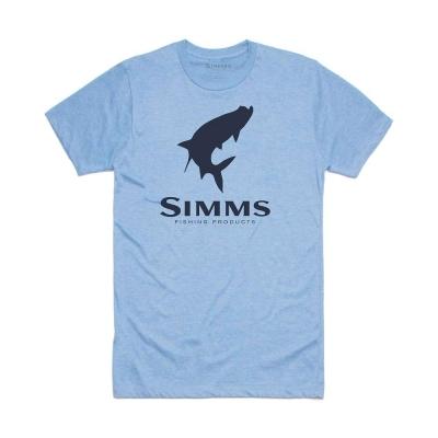Camiseta Simms Tarpon Logo