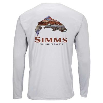 Camiseta Simms Solar Tech...