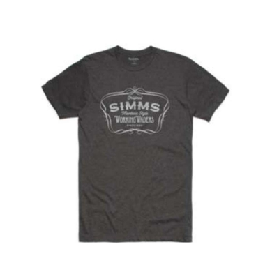 T-shirt Simms Montana Style...