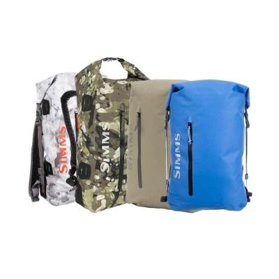 Simms Dry creek simple pack...