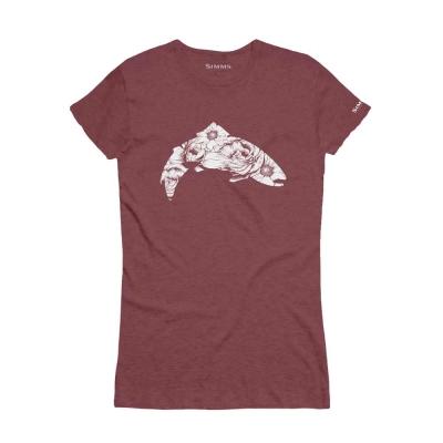 T-shirt woman Simms Flora...