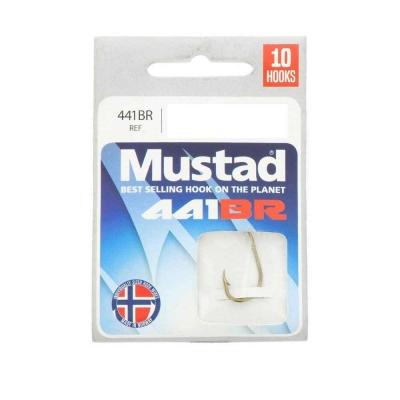 Hook rigged Mustad EXTRA...