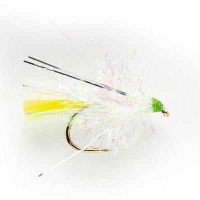 Dry fly Baetis BLOB PEARL 10