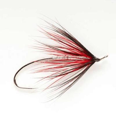 Dry fly Baetis RED & BLACK...