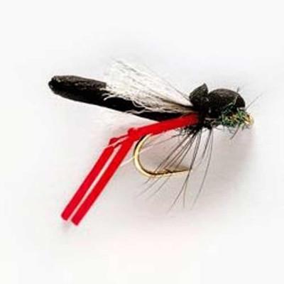 Dry fly Baetis FOAM HEATHER...