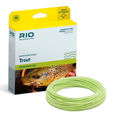 Line Rio Trout Freshwater 80ft