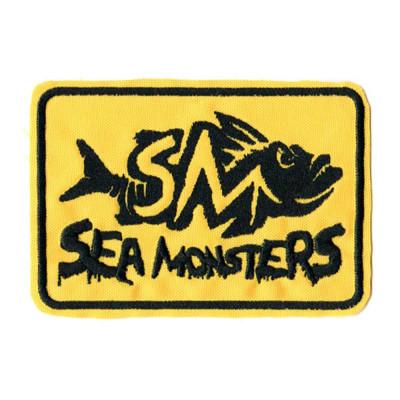 PARCHE BORDADO SEA MONSTERS