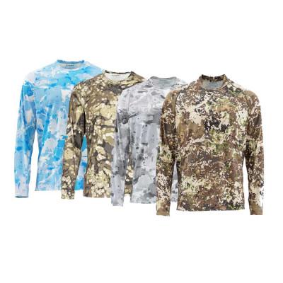 Camiseta Simms Solarflex...