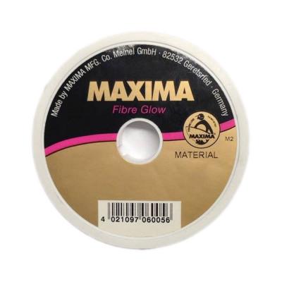 Fils MAXIMA  25 M  Fibre Glow