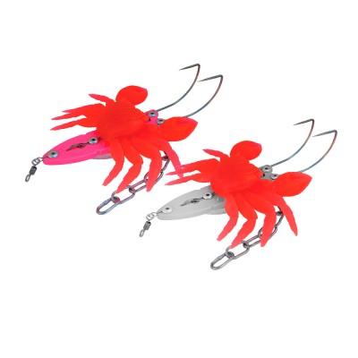 Octopus Jig XXL + Crab XXL...