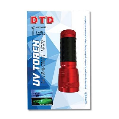 Flashlight DTD UV Torch