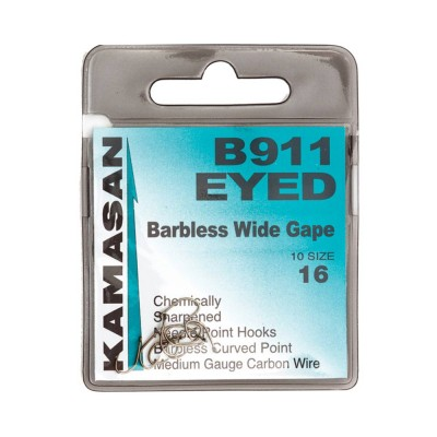 Anzoi Kamasan B911 Barbless