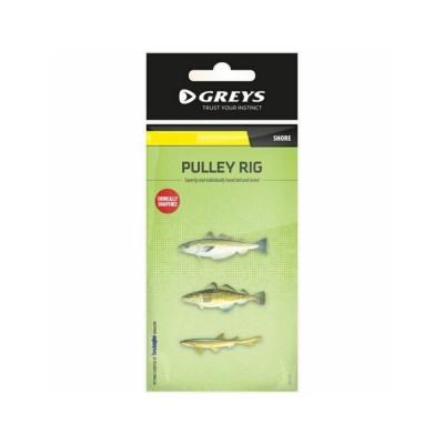 Greys Pulley Single Hook