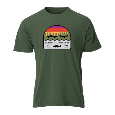 T-shirt Scientific Anglers...