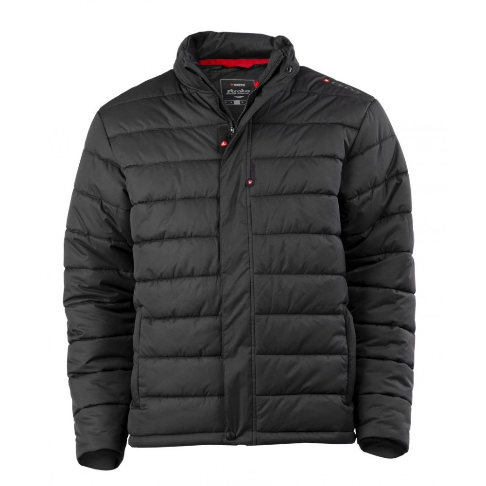 Strata Quilted Jacket Blk M
