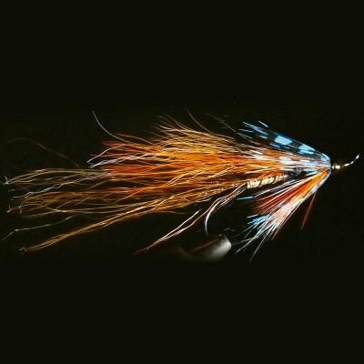 FLY FISHING SALMON THUNDER...