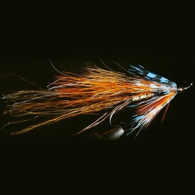 FLY FISHING SAUMON THUNDER...