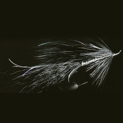 FLY FISHING SALMON SILVER...