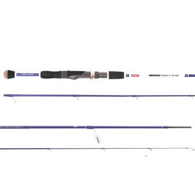HART ABSOLUT ROCK & STREET 71UL - 7´1´´-2. 16m / sec 2 - ACT.UL - Lure Wt. 1 - 7g