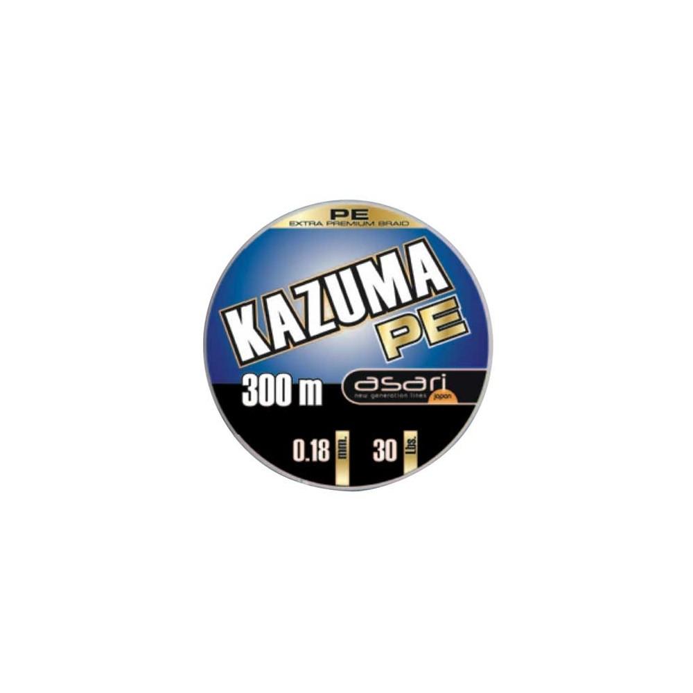 B/300m Asari KAZUMA PE 0,12mm