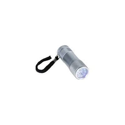 LINTERNA UV DARKLIGHT 9 LEDS
