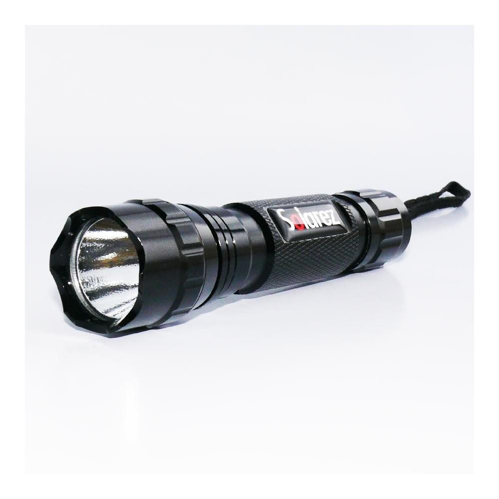 Torcia UV Solarez con messa a fuoco regolabile