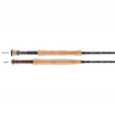CAÑA HARDY WRAITH AWS 10FT 7WT 4PC FLY