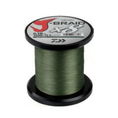 JBRAID 1500m verde