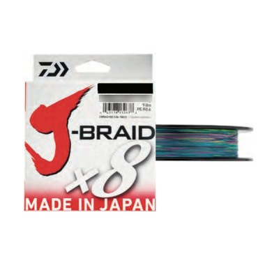 jbraid multicolor 150m