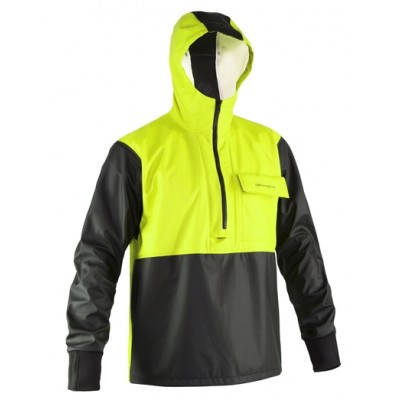 NEPTUNE ANORAK 103 MAN YELLOW/BLACK S