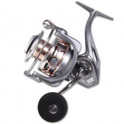 REEL HART IRON F.Fr. 5000 - 9+1bb