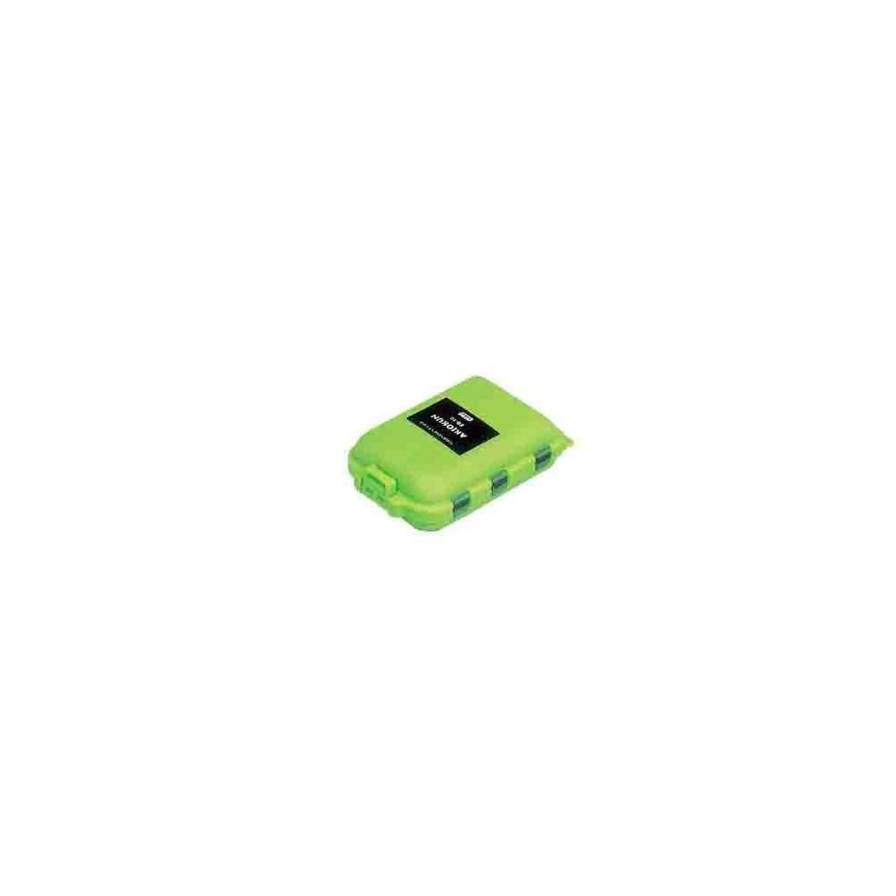 BOX MEIHO 93 FB SERIES FB-10 GREEN
