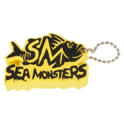 FLUTUANTE CHAVE SEA MONSTERS