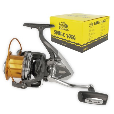 CARRETE SEA MONSTERS SABLE 10000 ONE SPOOL