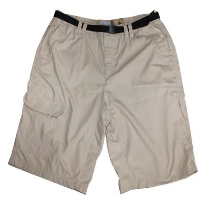 Pantaloni  Columbia SILVERTON SHORT 160 Fosil T/50