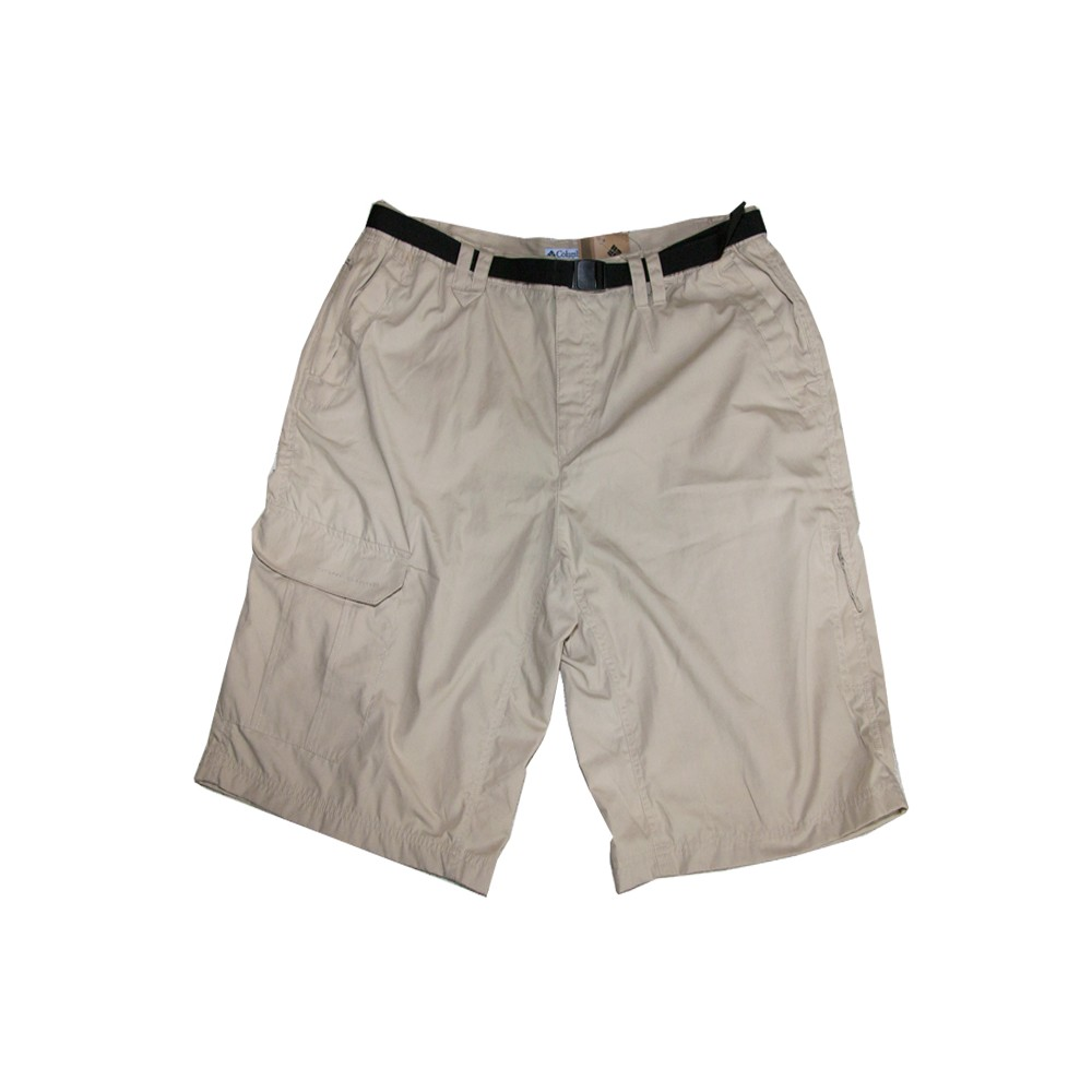 Trousers Columbia SILVERTON SHORT 160 Fosil T/50
