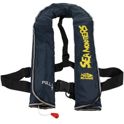 Automatic lifejacket SEA MONSTERS.