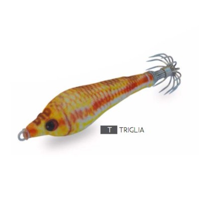 SILICONE REAL FISH 55 GR. 70 MM TRIGLIA