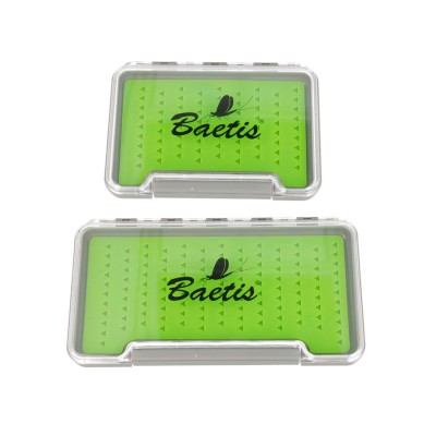 CAJA ESTANCA BAETIS SILICON 137x95x16 mm