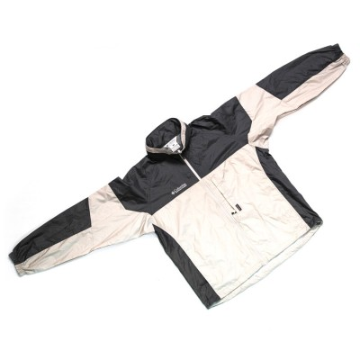 IMPERMEABLE LARGO Columbia 023 Stone L