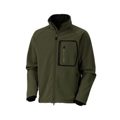 Chaqueta Columbia ICE AX SOFT SHELL Verde L
