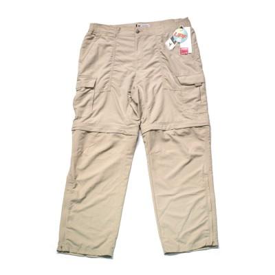 Pantaloni  Columbia VENTURE Conv. 160 Fosil 38