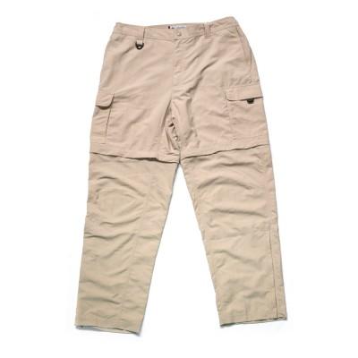Pantaloni  Columbia VENTURE Conv. 160 Fosil T52