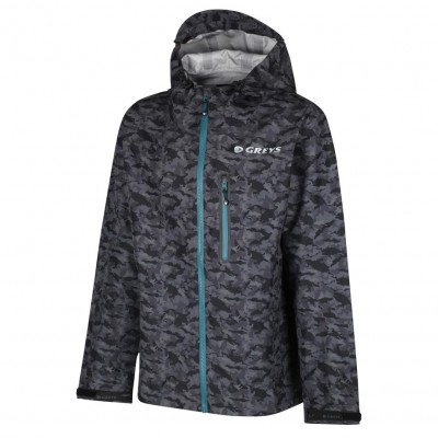 GREYS WARM WEATHER WADING JACKET M (CAMO)