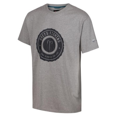 GREYS Heritage T-shirt (Grey) M