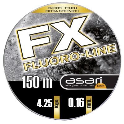 B/150m ASARI FX FLUORO-LINE 0,16